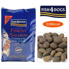 犬_プレミアムフード_Fish4DOG_穀物不使用