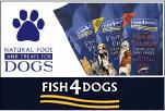 犬のプレミアムフードの通販DOG LIFE PLUS が販売する、フィッシュ4についてのご紹介です